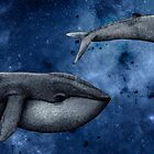 The Whale Who Met Itself. by barruf