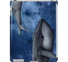 The Whale Who Met Itself. iPad Case/Skin