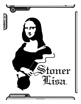 Stoner Lisa by mouseman