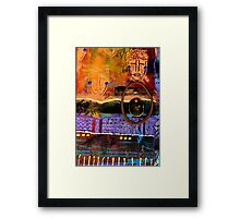 The Angels and The Star Framed Print