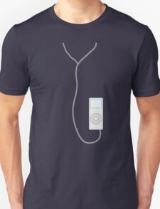 ipod white Unisex T-Shirt