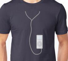 ipod white Unisex T-Shirt