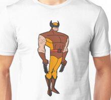 Bruce Timm Style Wolverine Unisex T-Shirt