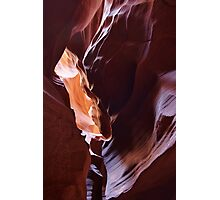 Antelope Canyon 12 Photographic Print