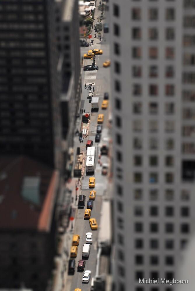 New York City Toy Village by Michiel Meyboom