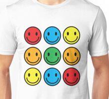 many happy faces Unisex T-Shirt