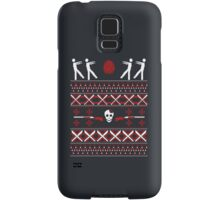 Zombie Christmas Shirt Samsung Galaxy Case/Skin