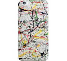 chromatic chaos iPhone Case/Skin