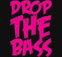 Drop The Bass (Pink) Unisex T-Shirt