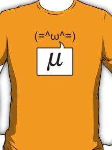 μ (Mew) T-Shirt