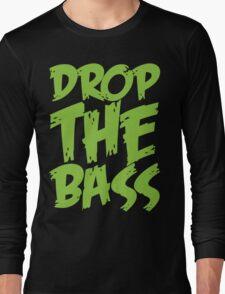 Drop The Bass (Neon) Long Sleeve T-Shirt
