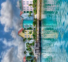 Harbour Life | iPad Case by Jeremy Lavender Photography