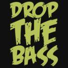 Drop The Bass (Light Neon) by DropBass