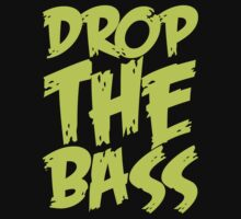 Drop The Bass (Light Neon) by DropBass
