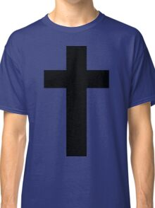 Cross (Faithful to God) Classic T-Shirt