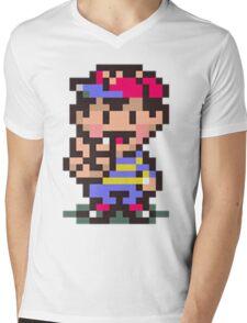 Ness is Best Mens V-Neck T-Shirt