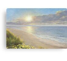 BEACH SERENITY by Diane Romanello Canvas Print