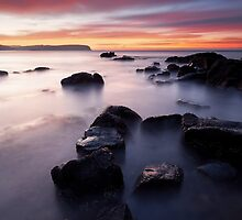 Dawn at Cape Schanck by Nick Skinner