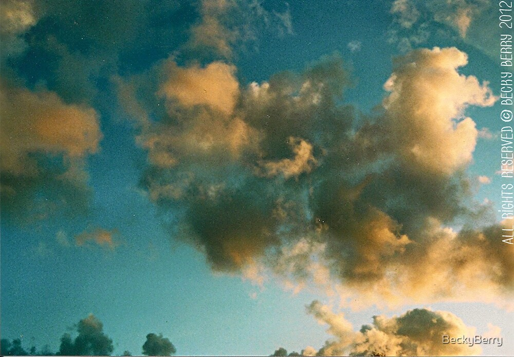 Clouds by BeckyBerry