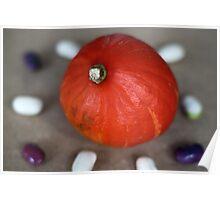 Small pumpkin Poster