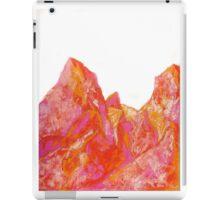 mt. series I iPad Case/Skin
