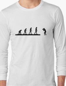 99 Steps of Progress - Memory Long Sleeve T-Shirt