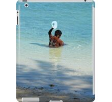 Morning Bath | iPad Case iPad Case/Skin