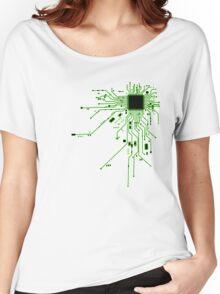 CPU Heart 2 Women's Relaxed Fit T-Shirt