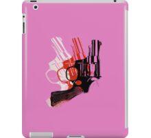 Andy Warhol guns iPad Case/Skin