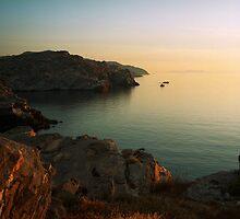 Paros, Greece by MaxKvitkov
