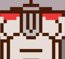 Pixel Megatron [IDW] Sticker