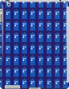 Tardis Pattern by Rechenmacher