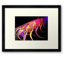 Electric Bug Framed Print
