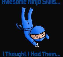 Awesome Ninja Skills by Epopp300
