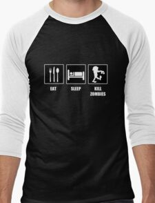 Eat Sleep Kill Zombies T-Shirt