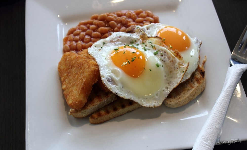 A New Zealander's Breakfast by Jazzy724