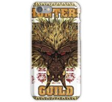 Hunters Guild - Rajang iPhone Case/Skin