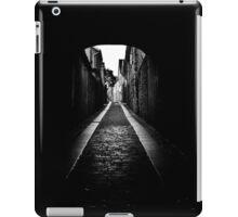 Into the Heart of Kilkenny (mono) iPad Case/Skin