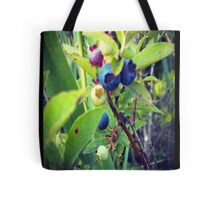 Blueberry Surprise Tote Bag