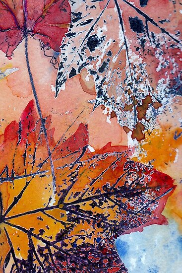 Autumn Delight by Val Spayne