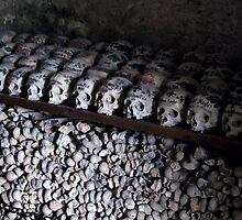 Hallstatt Ossuary by PorcelainPoet