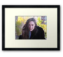 Actor Framed Print