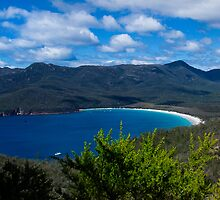 Wineglass Bay @ Freycinet National Park by Yukondick