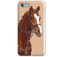 Pretty Thoroughbred iPhone & iPod Cases iPhone Case/Skin