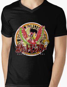 Pokemon Returns: Gold Mens V-Neck T-Shirt