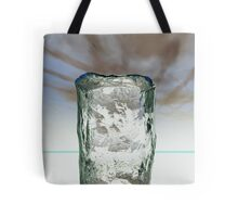 Column of Ice Tote Bag