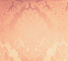 Smoke Rose Fabric by Andreka