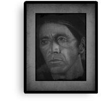 Al Pacino Scarface Canvas Print