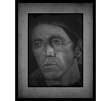Al Pacino Scarface Photographic Print