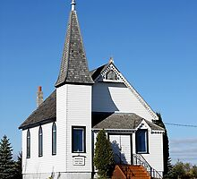 Meadow Lea United Church by Stephen Thomas
